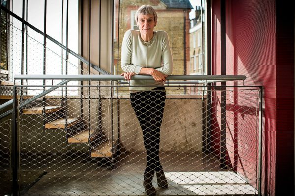Siobhan Davies. Photo by Felix Clay