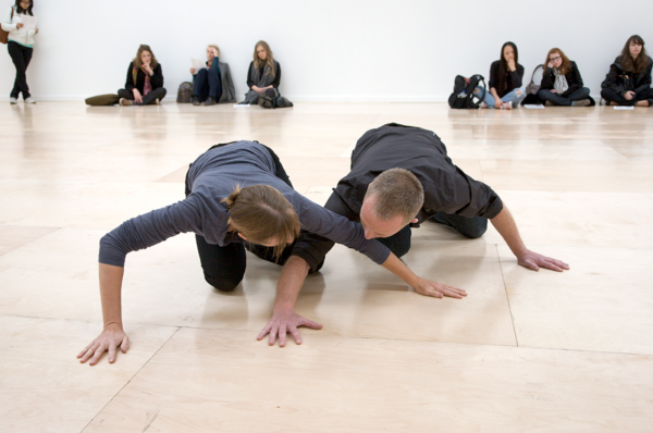 Continuing Conversations: an open online choreography course with Siobhan Davies and guests