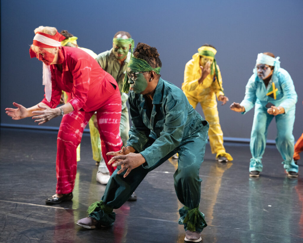 PC*DC in 'Your Invisible Balls Please' at Sadler's Wells
